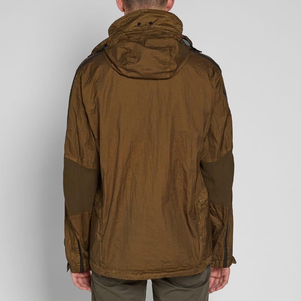 adidas C.P. Company Explorer Goggle Jacket Dark Cargo