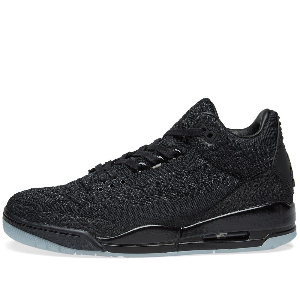 best service 7c792 f8c01 Nike Air Jordan 3 Retro Flyknit