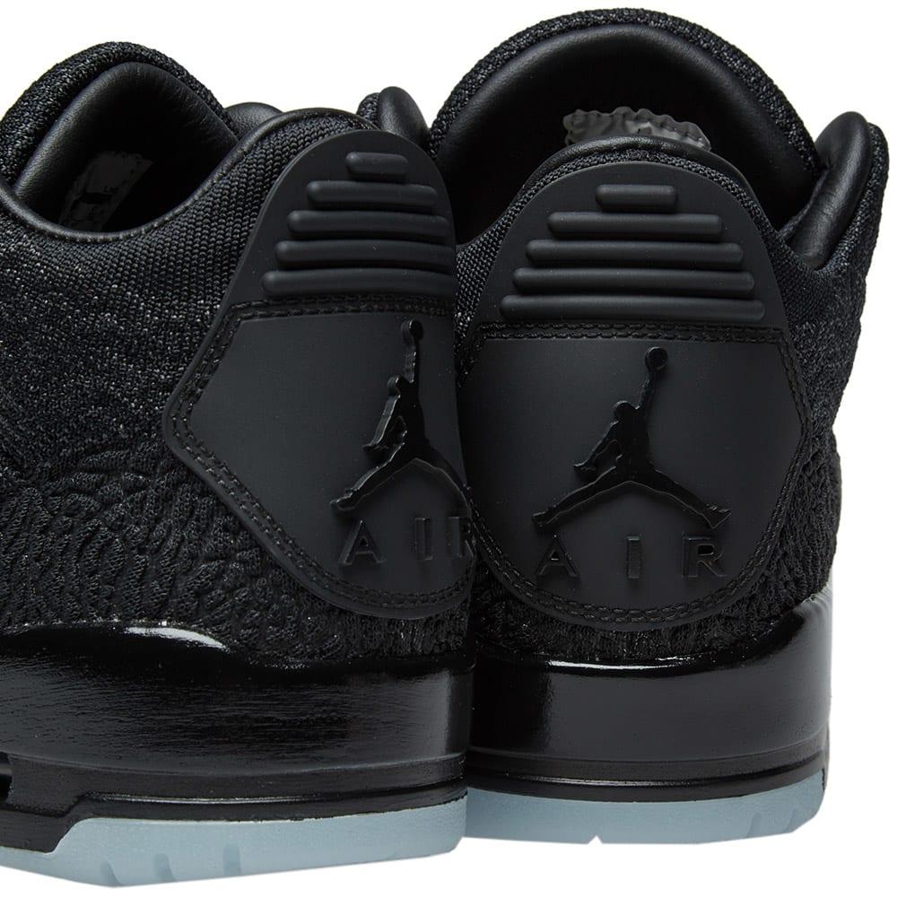 best service afff2 05ff6 Nike Air Jordan 3 Retro Flyknit