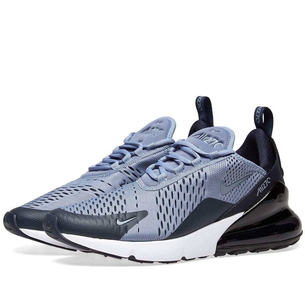 separation shoes 76939 1a776 Nike Air Max 270 Slate, Black, Obsidian   White   END.