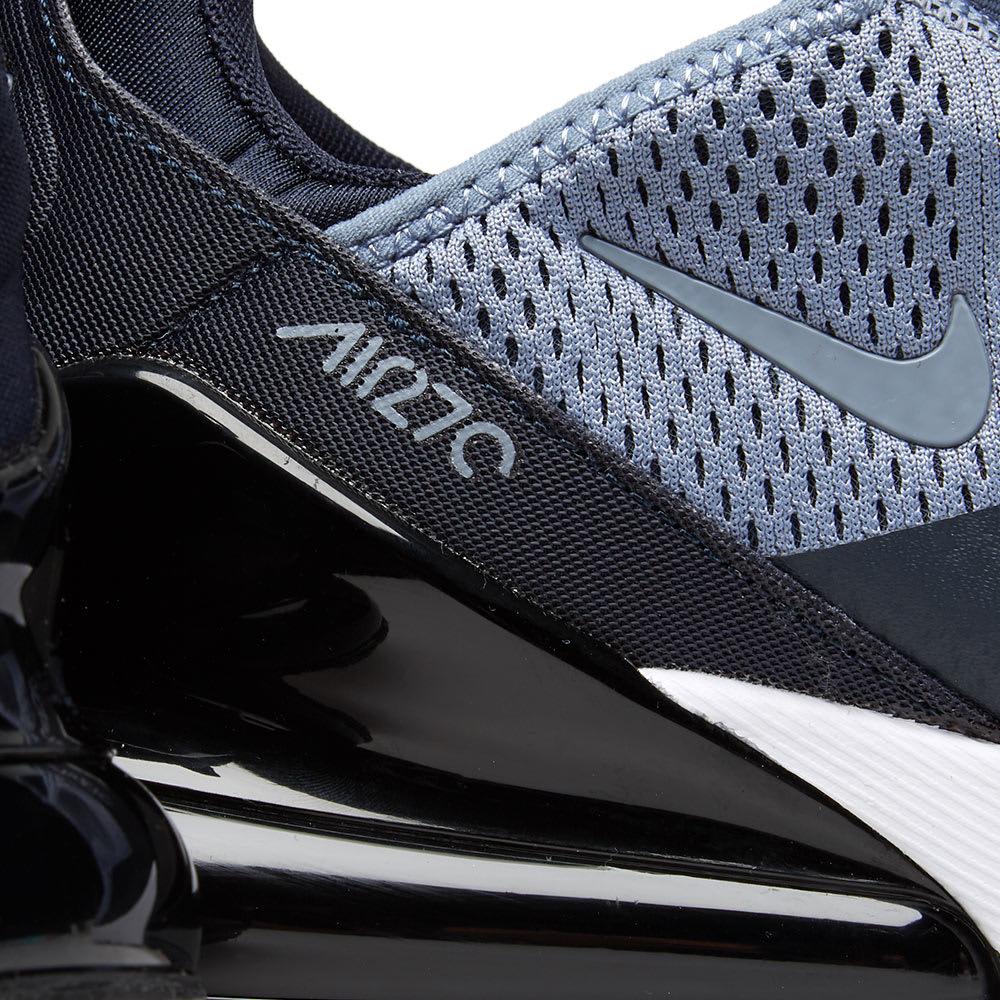 separation shoes cf552 a495d Nike Air Max 270 Slate, Black, Obsidian   White   END.