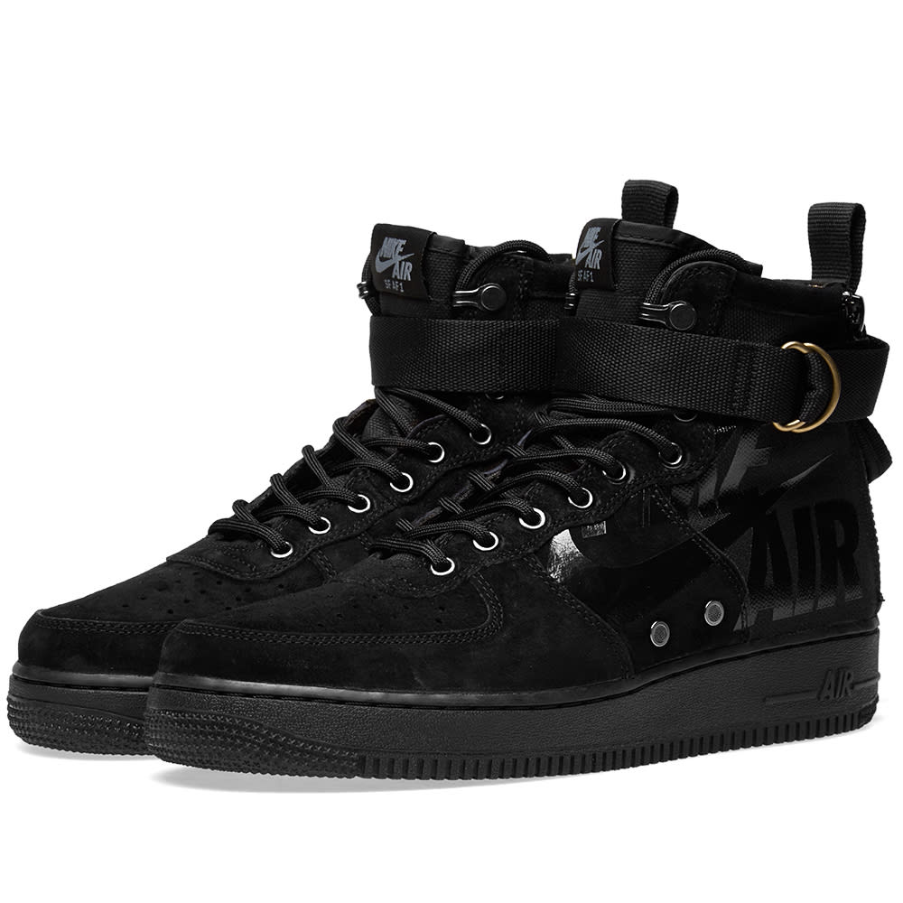 new product a76e0 07951 Nike SF Air Force 1 Mid