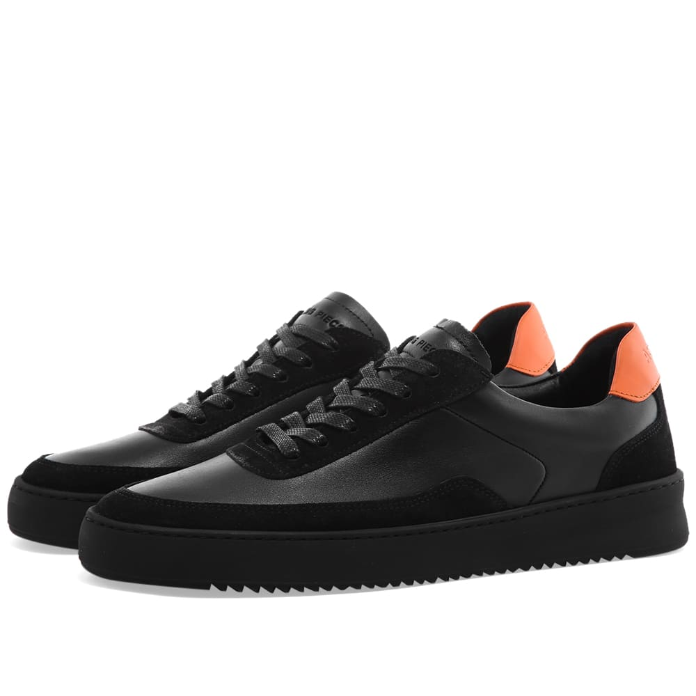 Aspesi X Filling Pieces Leather Sneaker by Aspesi