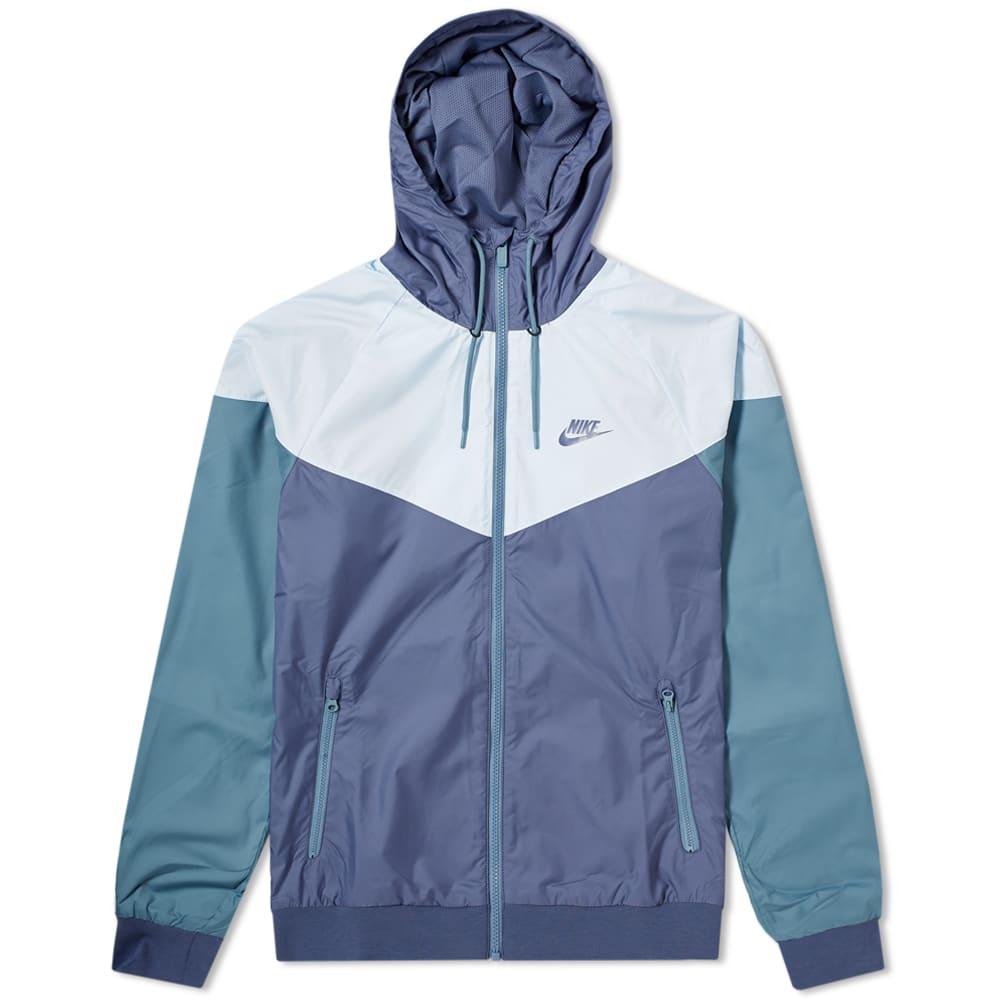 b7c07f47d770 Nike Windrunner Jacket Blue