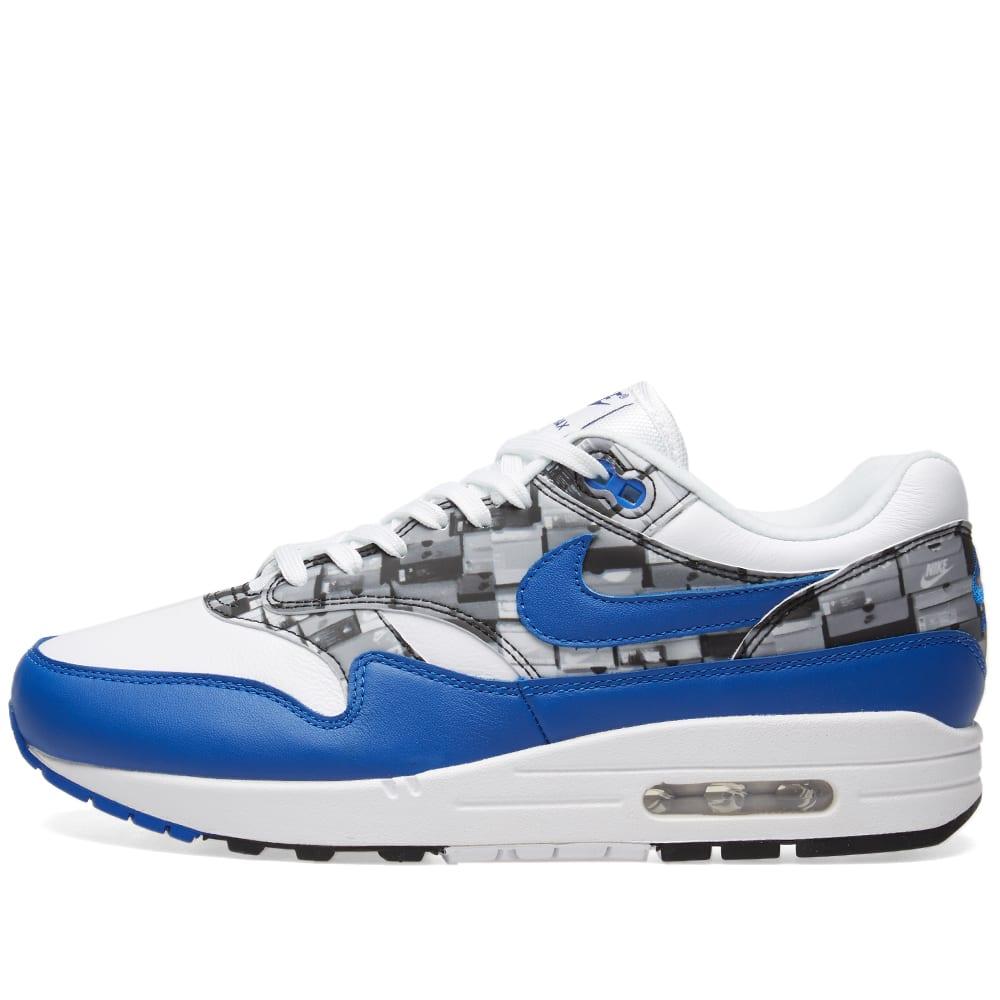 19c6b1f06 Nike Air Max 1 Print White