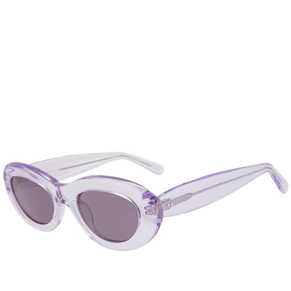 SUN BUDDIES Sun Buddies Courtney Sunglasses in Purple