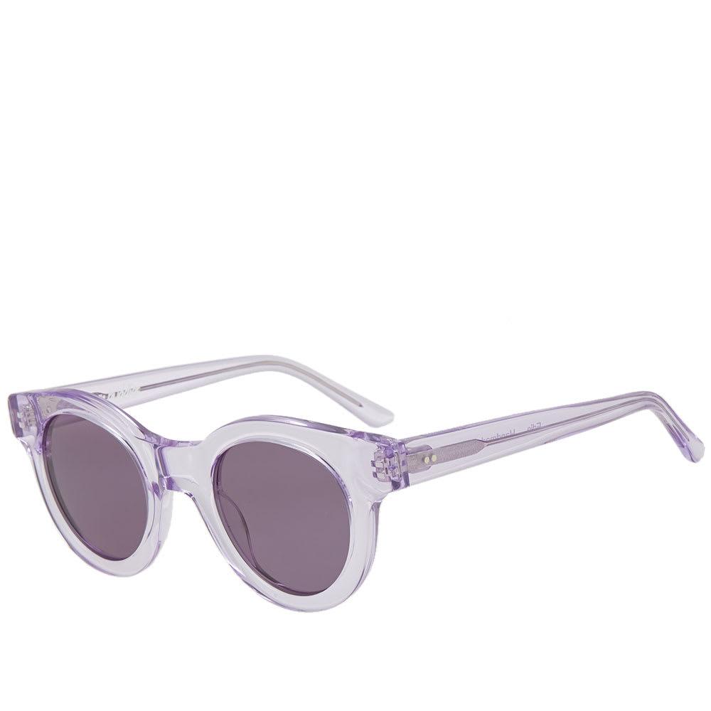 SUN BUDDIES Sun Buddies Edie Sunglasses in Purple