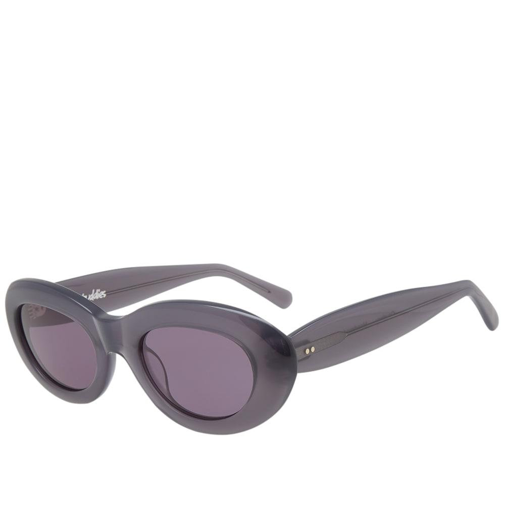 SUN BUDDIES Sun Buddies Courtney Sunglasses in Grey