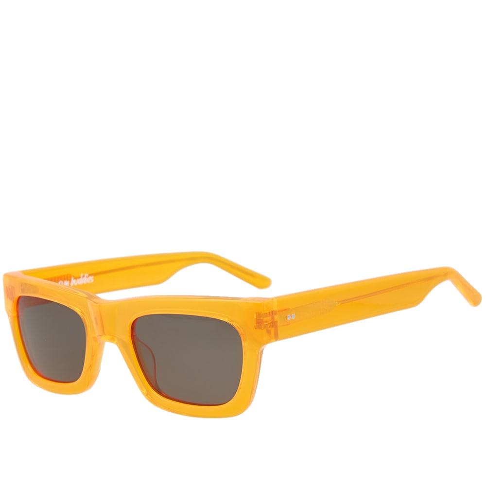 SUN BUDDIES Sun Buddies Greta Sunglasses in Orange