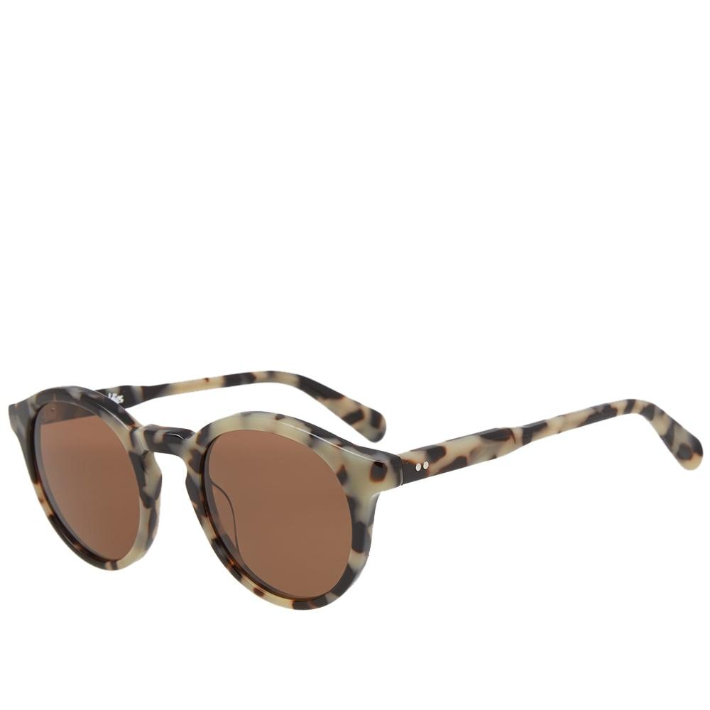 SUN BUDDIES Sun Buddies Zinedine Sunglasses in Brown