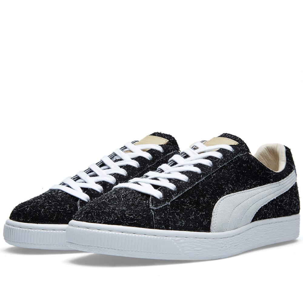 online retailer 55fa1 d942d Puma Suede Angora - Made in Japan