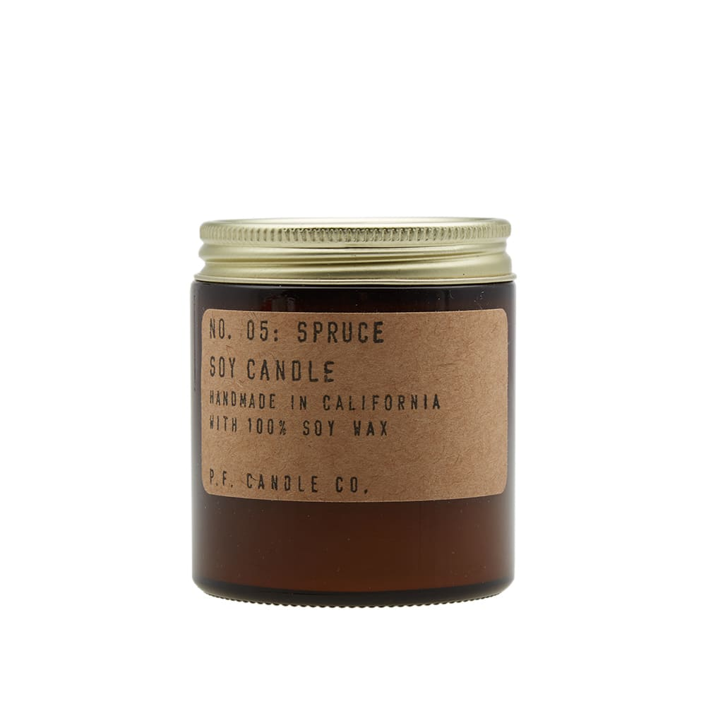 P.F. CANDLE CO NO.05 SPRUCE MINI SOY CANDLE