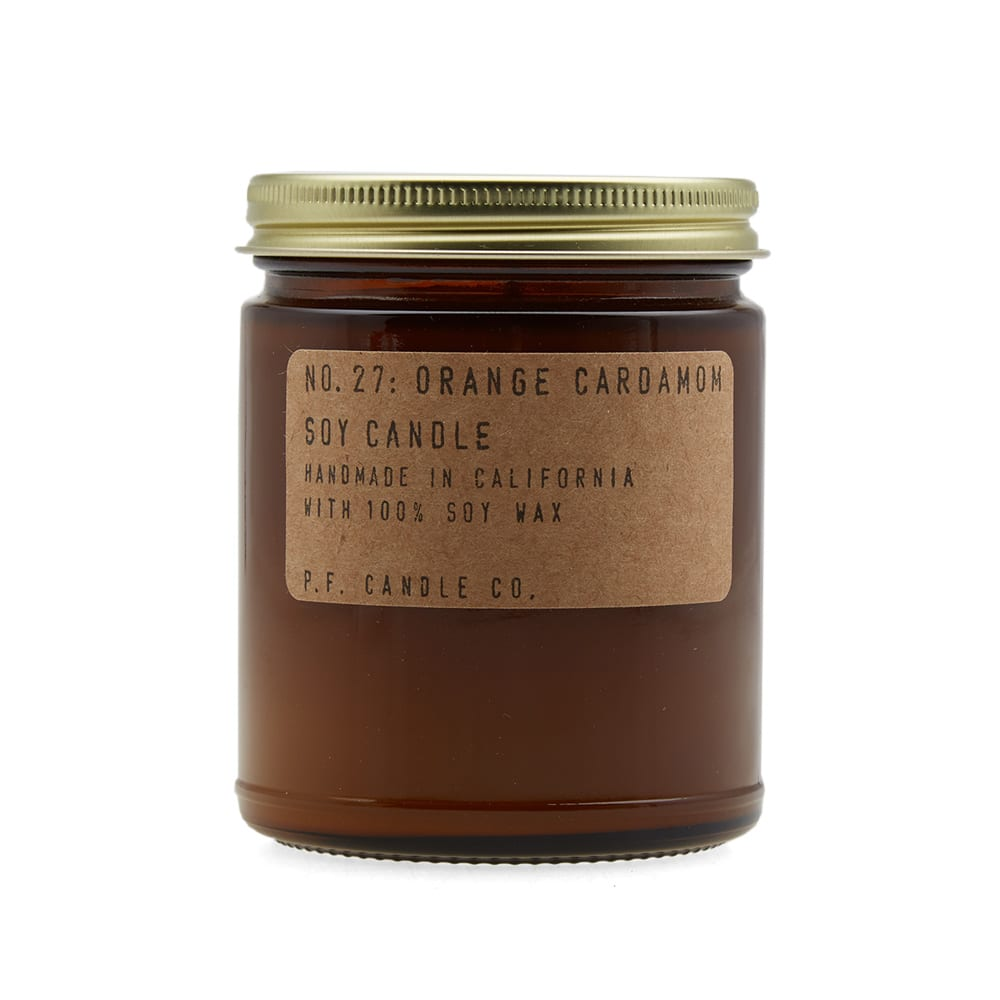 P.F. CANDLE CO. P.F. CANDLE CO NO.27 ORANGE CARDAMON SOY CANDLE