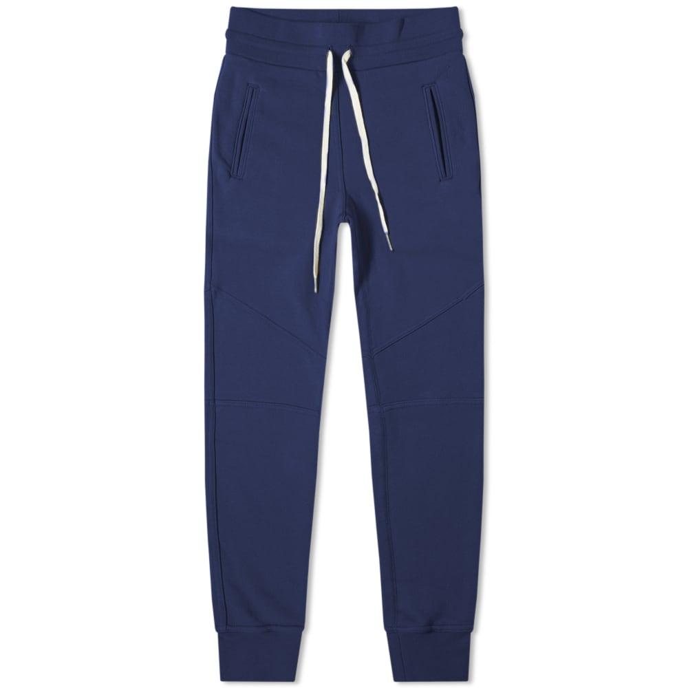 John Elliott Escobar Sweat Pant In Blue