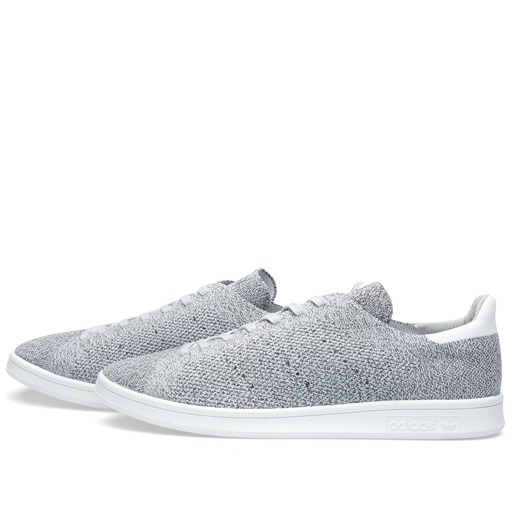 Adidas Stan Smith Primeknit Solid Grey