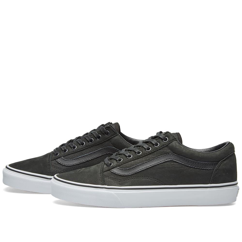 Vans Old Skool Premium Black \u0026 True