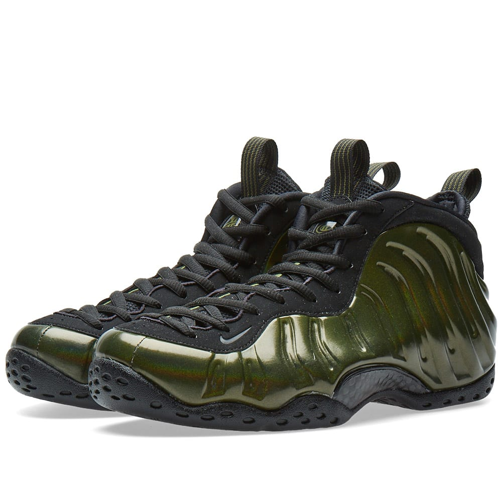 cc3764cab51 Nike Air Foamposite One Legion Green   Black