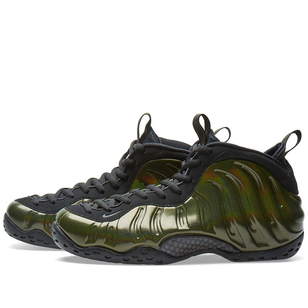 huge selection of 9f3bf 717c1 Nike Air Foamposite One Legion Green   Black   END.