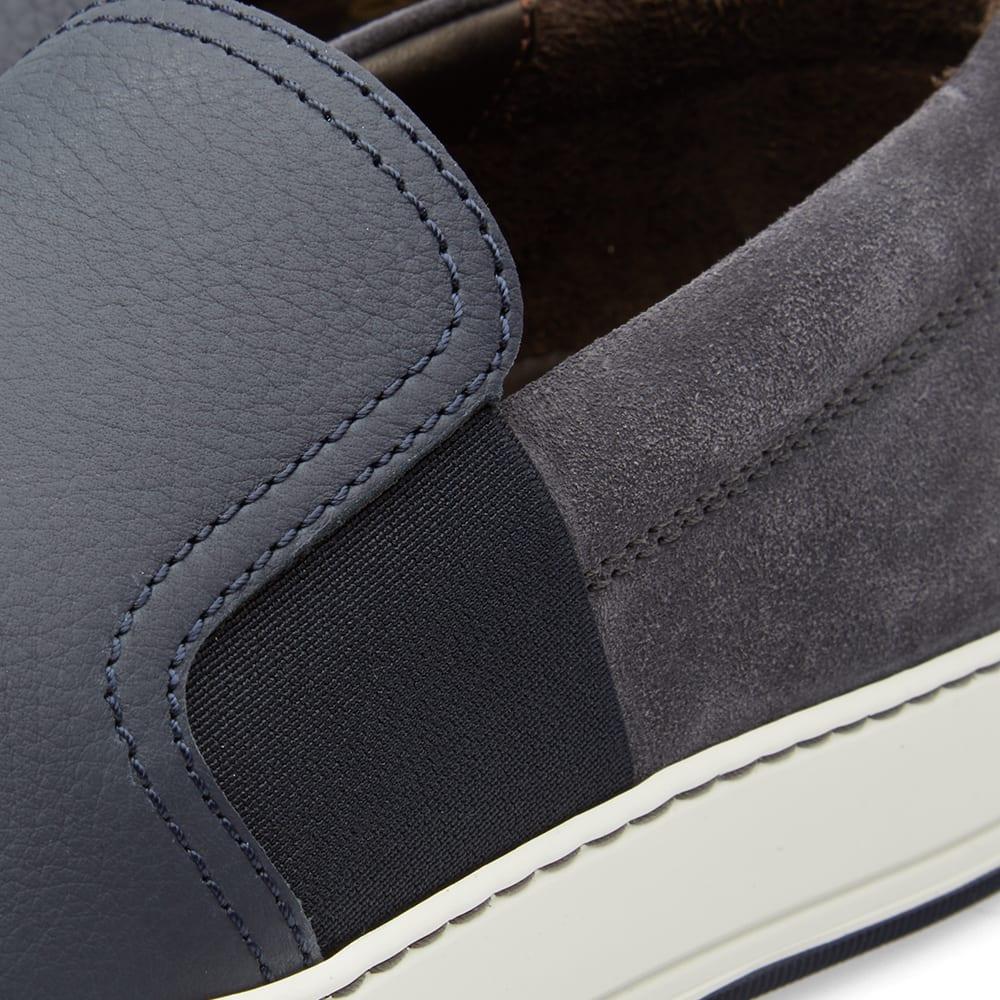 Lanvin Slip On Sneaker Navy | END.