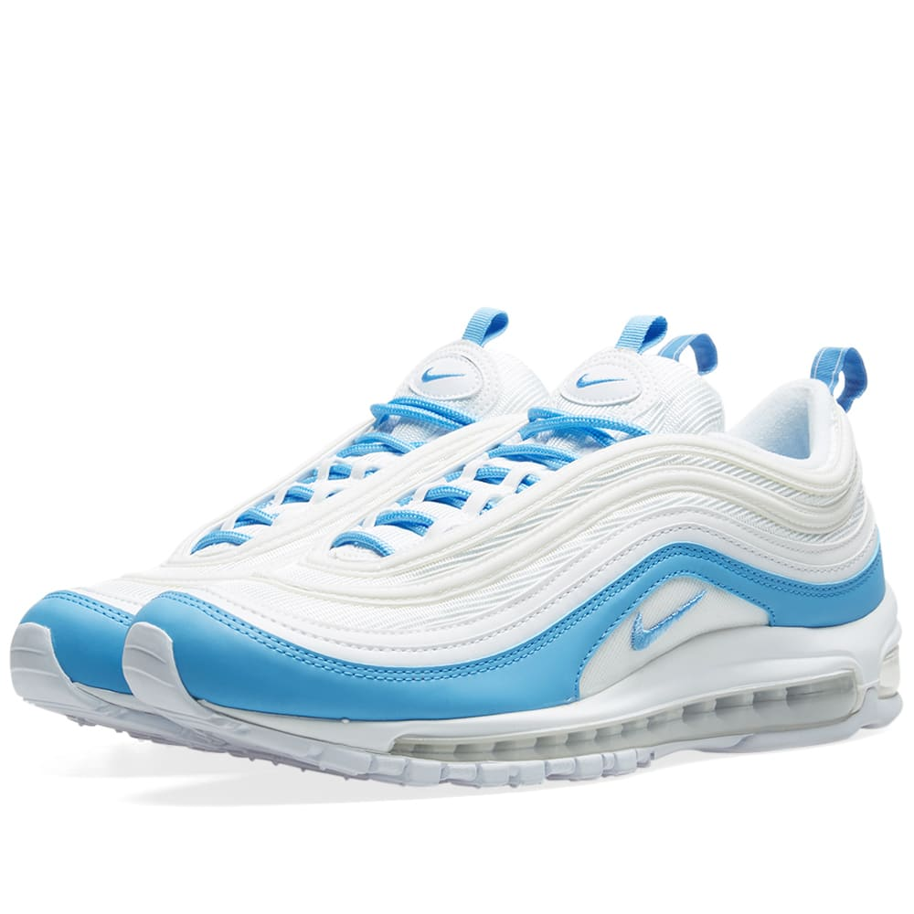 Review] Nike Air Max 97 SE Femme Sail Arctic Pink (Panache pack)
