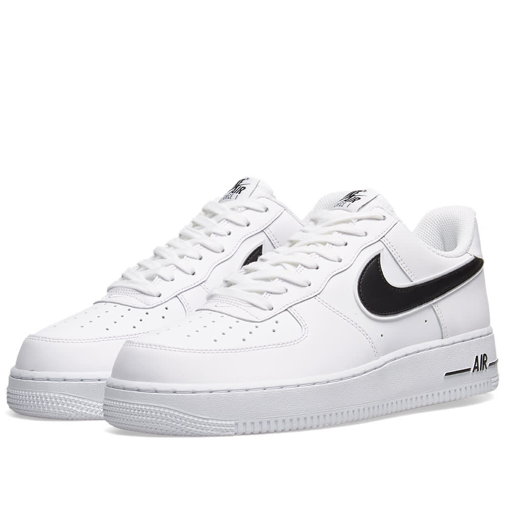innovative design fd02a 169e7 Nike Air Force 1  07 3 White   Black   END.