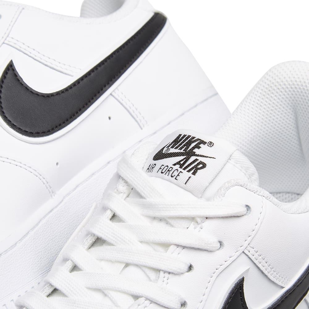 Nike Air Force 1 '07 3 WhiteBlack AO2423 101 For Sale Online