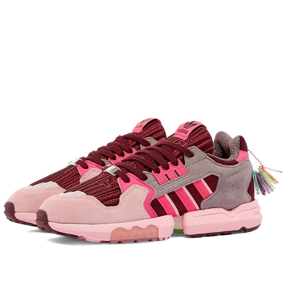 Adidas ZX Torsion W Maroon, Ink \u0026 Pink