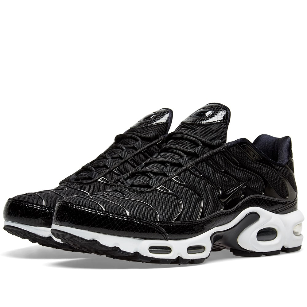 separation shoes 71a8f 8e00d Nike Air Max Plus SE W Black   Dark Grey   END.