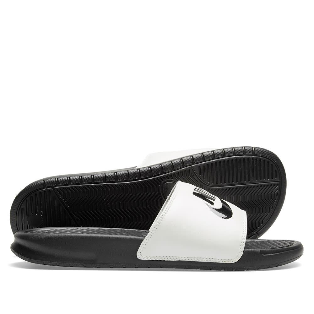 39334bc20d8b Nike Benassi JDI W Spruce Aura   Black