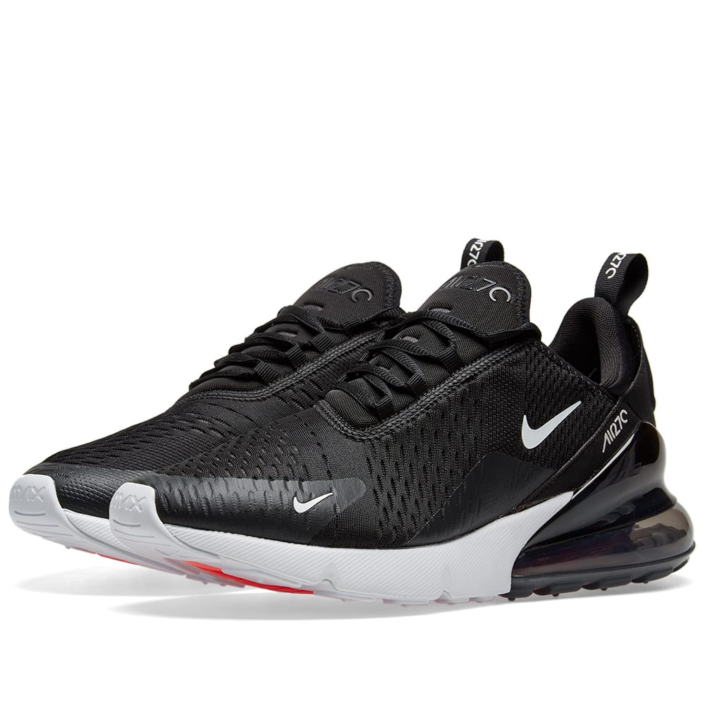 newest 0f1ac 34277 Nike Air Max 270 Black, Anthracite   White   END.