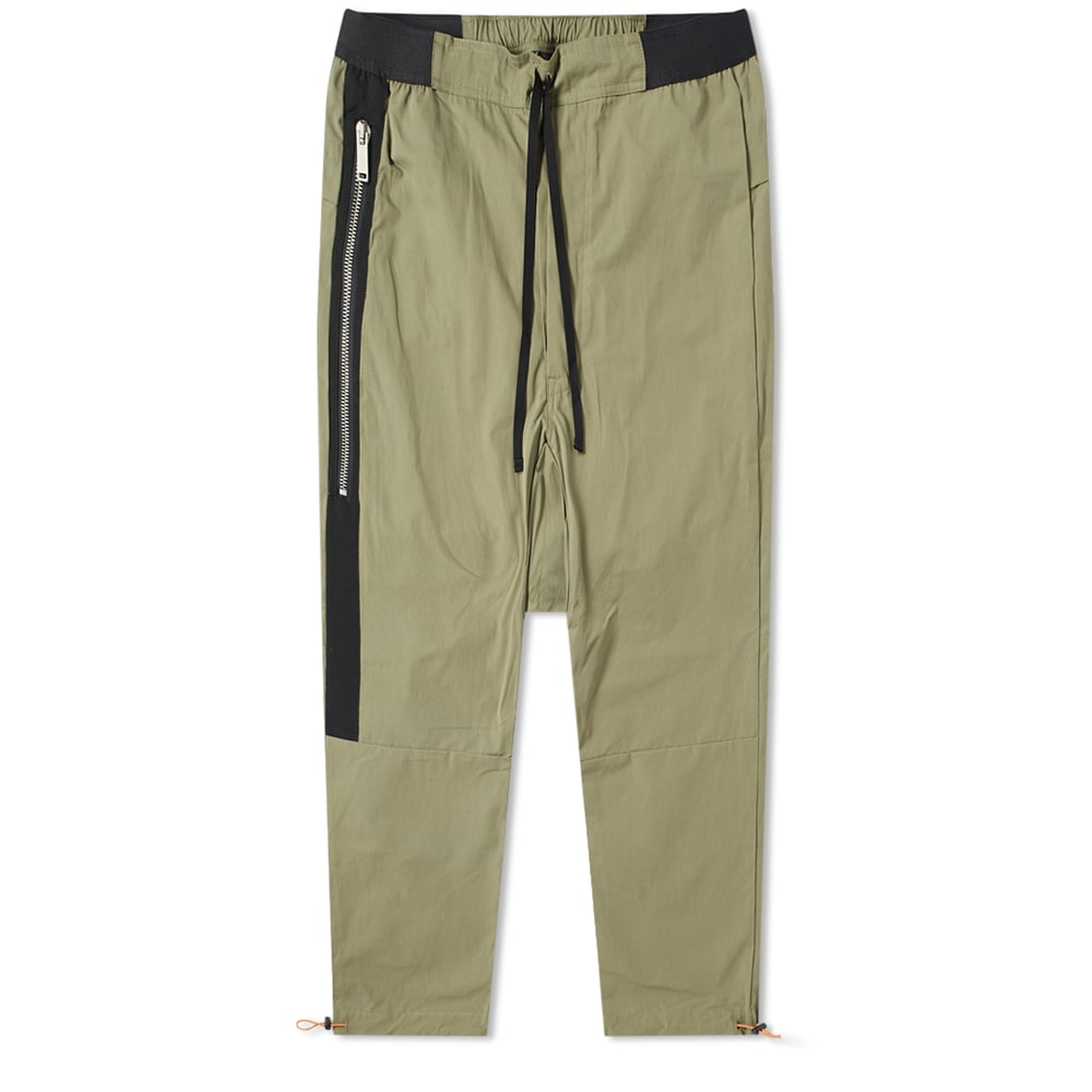 Unravel Project Lightweight Tela Drop Crotch Pant by Unravel Project