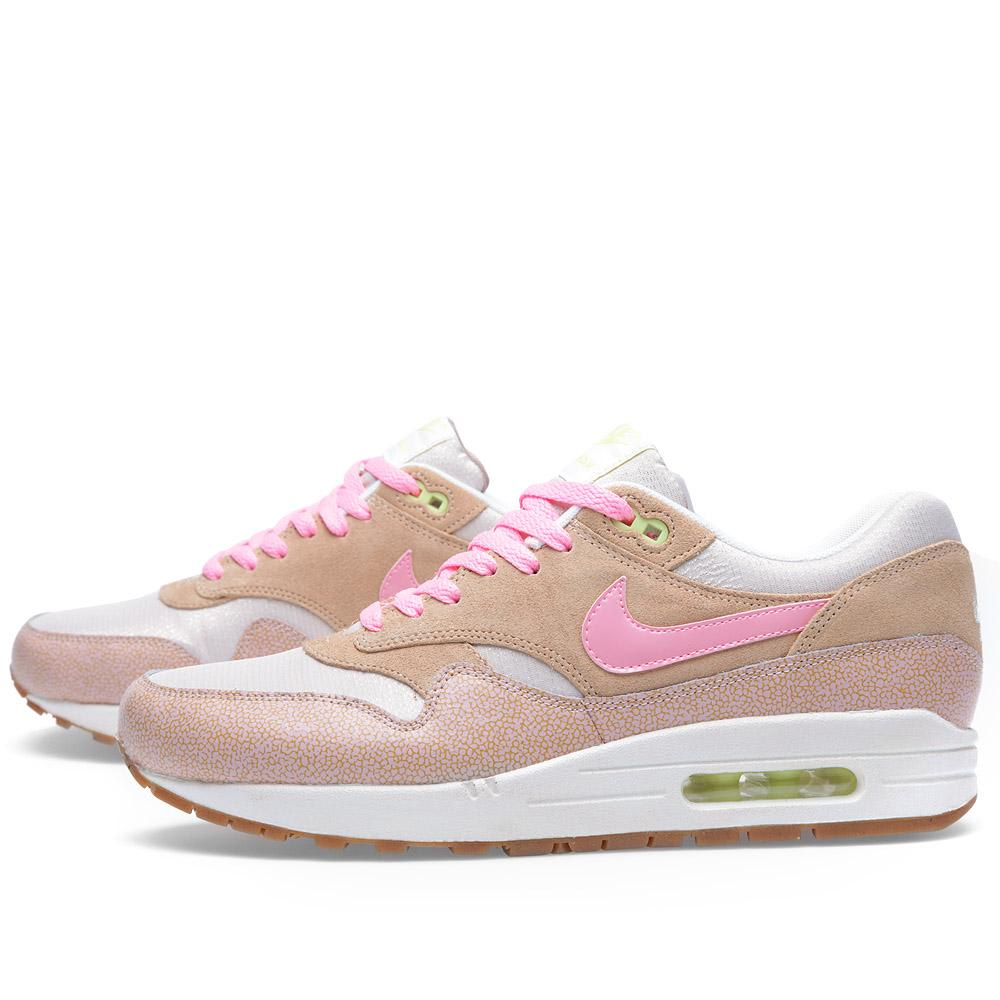 check out 9d26a 49f14 Nike Air Max 1 PRM. Dusted Clay ...