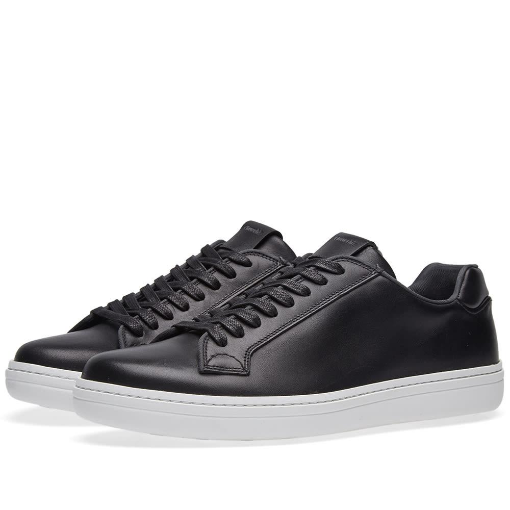 6683d40502f Church s Mirfield Antique Sneaker Black   White Calf
