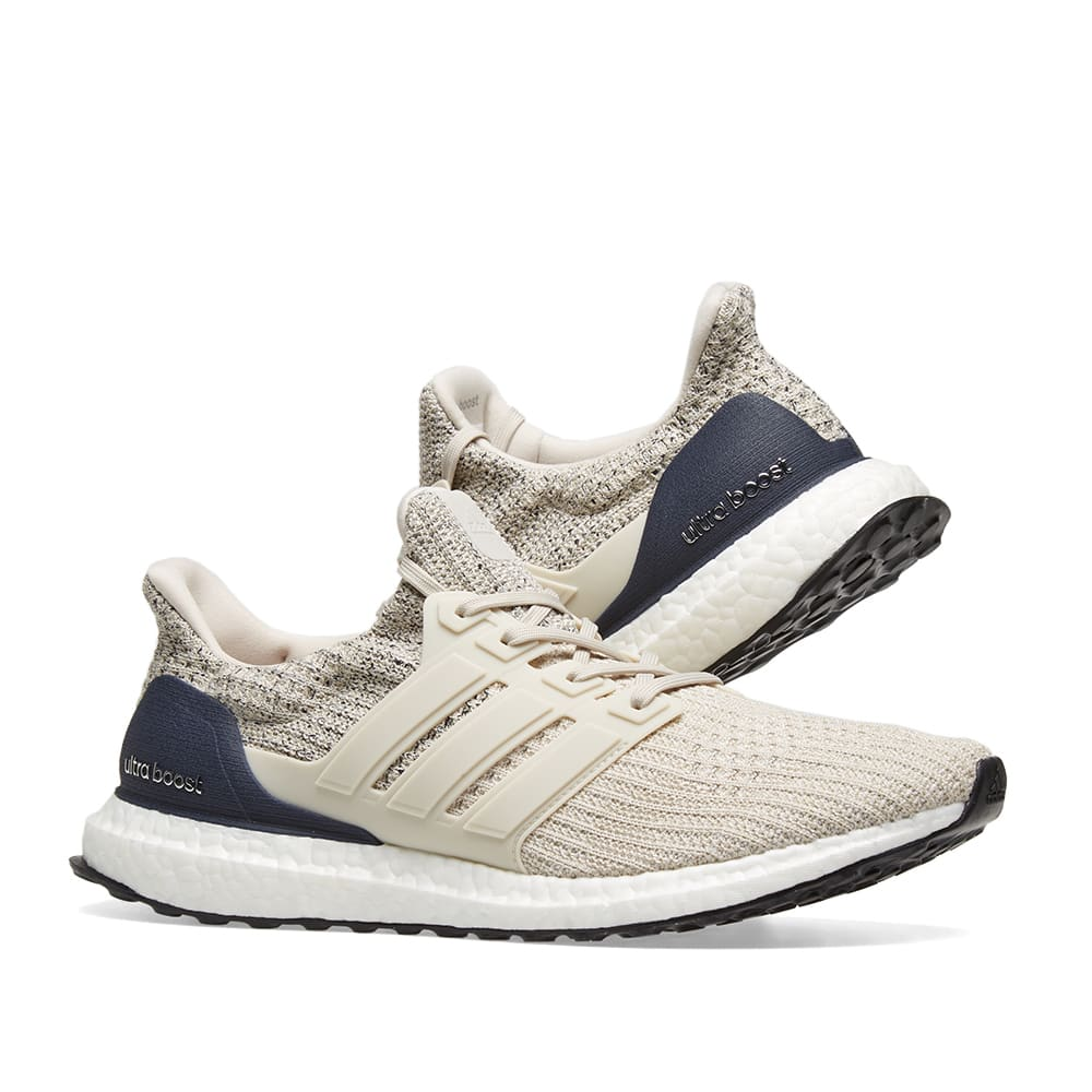 Shop for adidas Ultra Boost 4 Clear Brown Legend Ink F35233