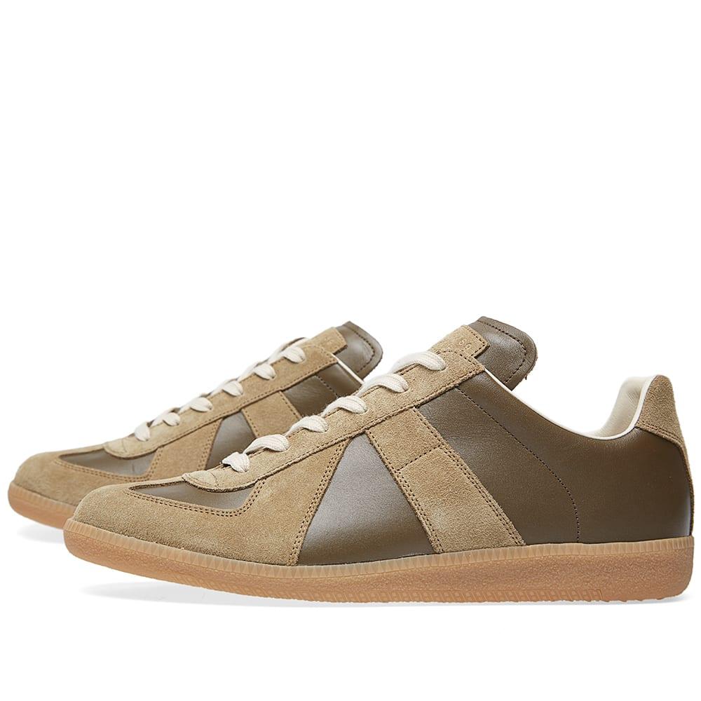 Maison margiela 22 classic replica sneaker truffle for Maison margiela 22