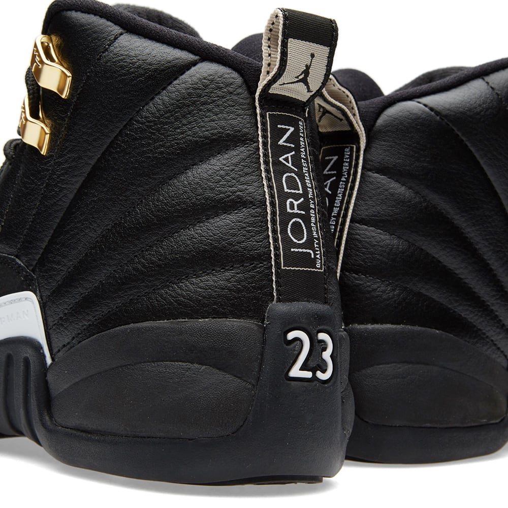 detailed pictures 70790 84a09 Nike Air Jordan 12 Retro GS 'The Master'