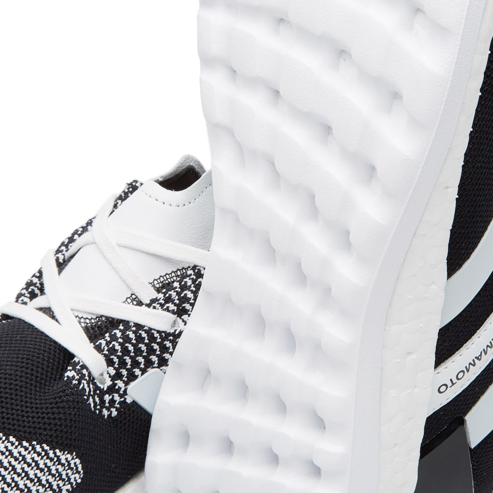 d4ad9ee5aa8ba Y-3 Pure Boost ZG Knit Black   White