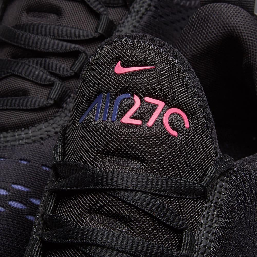 d5b13391ba Nike Air Max 270 'Northern Lights'. Black ...