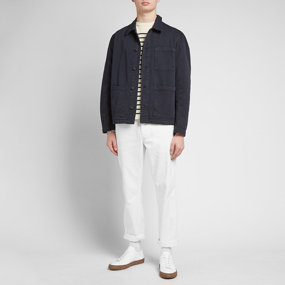 2d7df68a358 Norse Projects Tyge Organic Twill Jacket