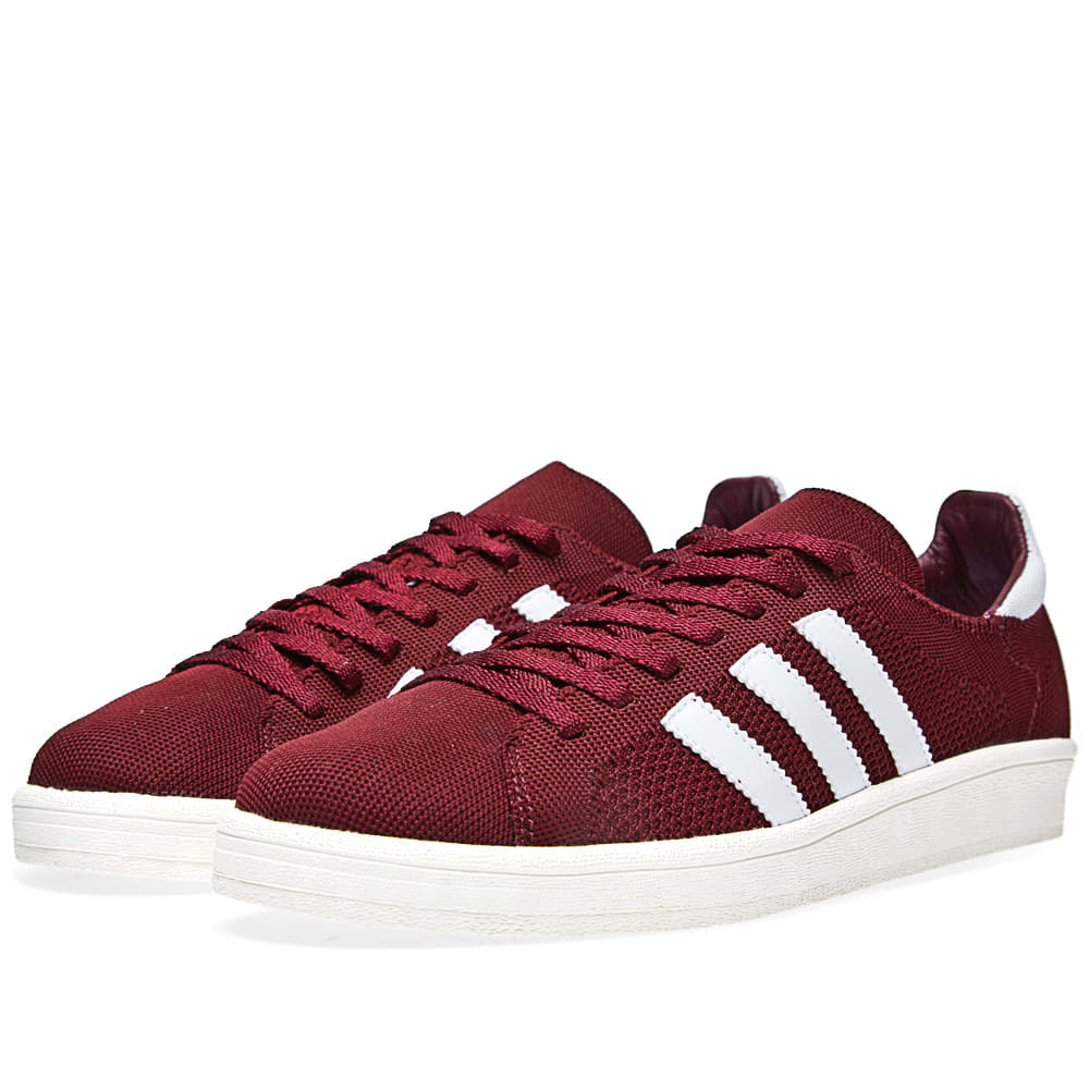 finest selection new authentic 100% quality Adidas Consortium Campus 80s Primeknit