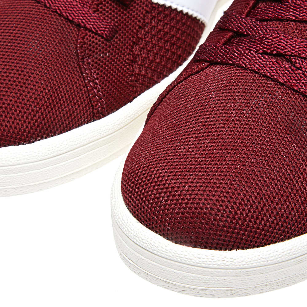 check out 01d0b 3b72f Adidas Consortium Campus 80s Primeknit Light Maroon   END.