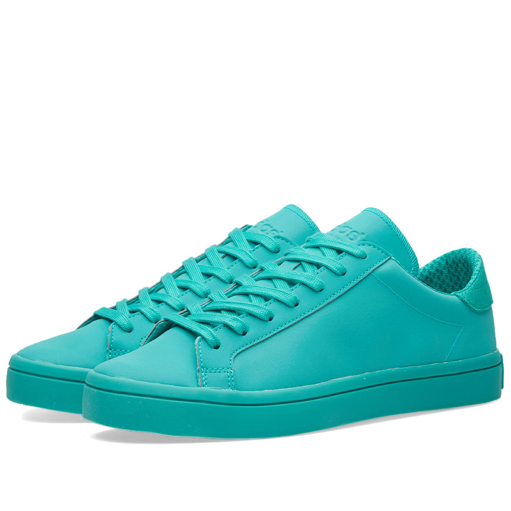 Adidas Court Vantage Adicolor (Shock Mint)