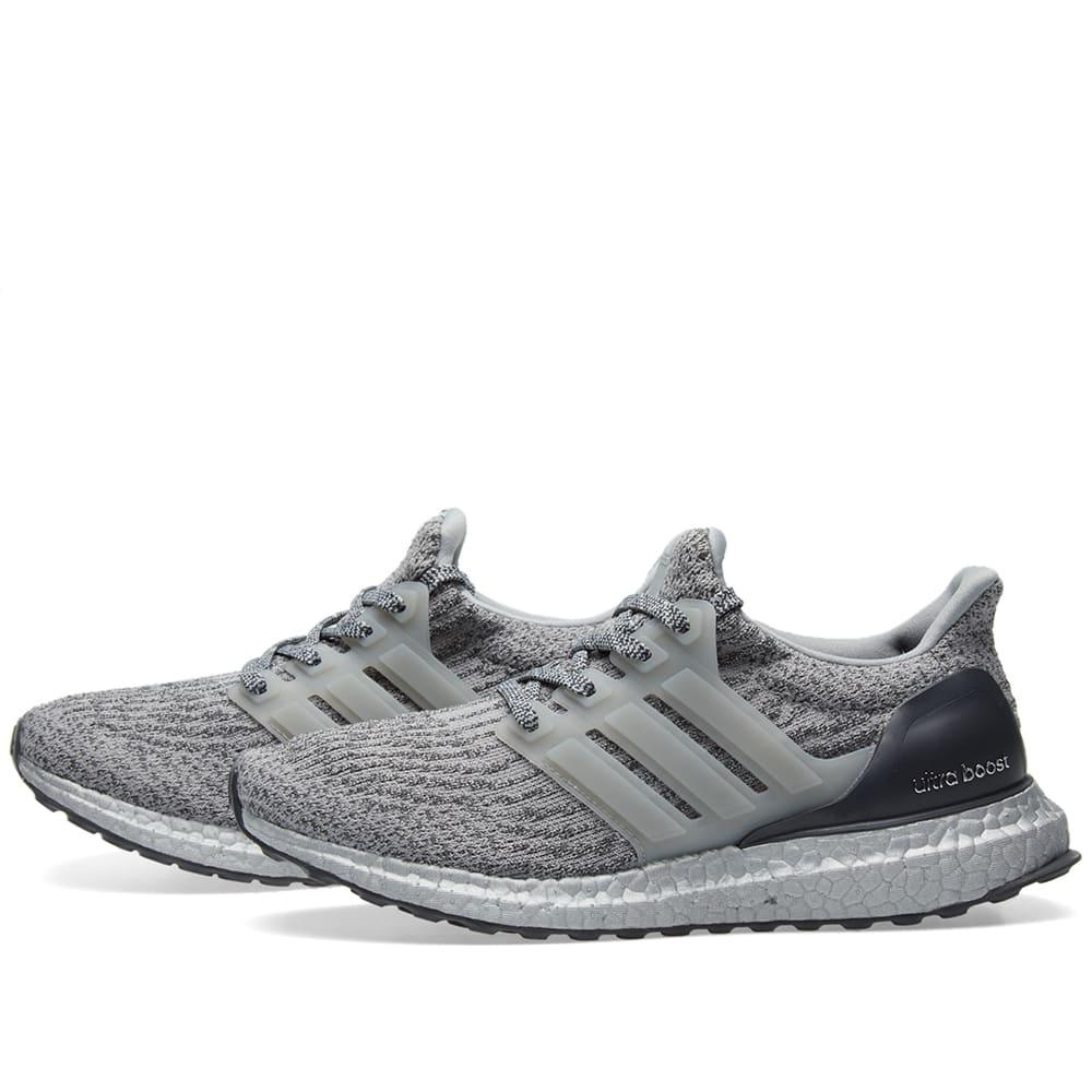 Adidas Ultra Boost Medium Grey Heather
