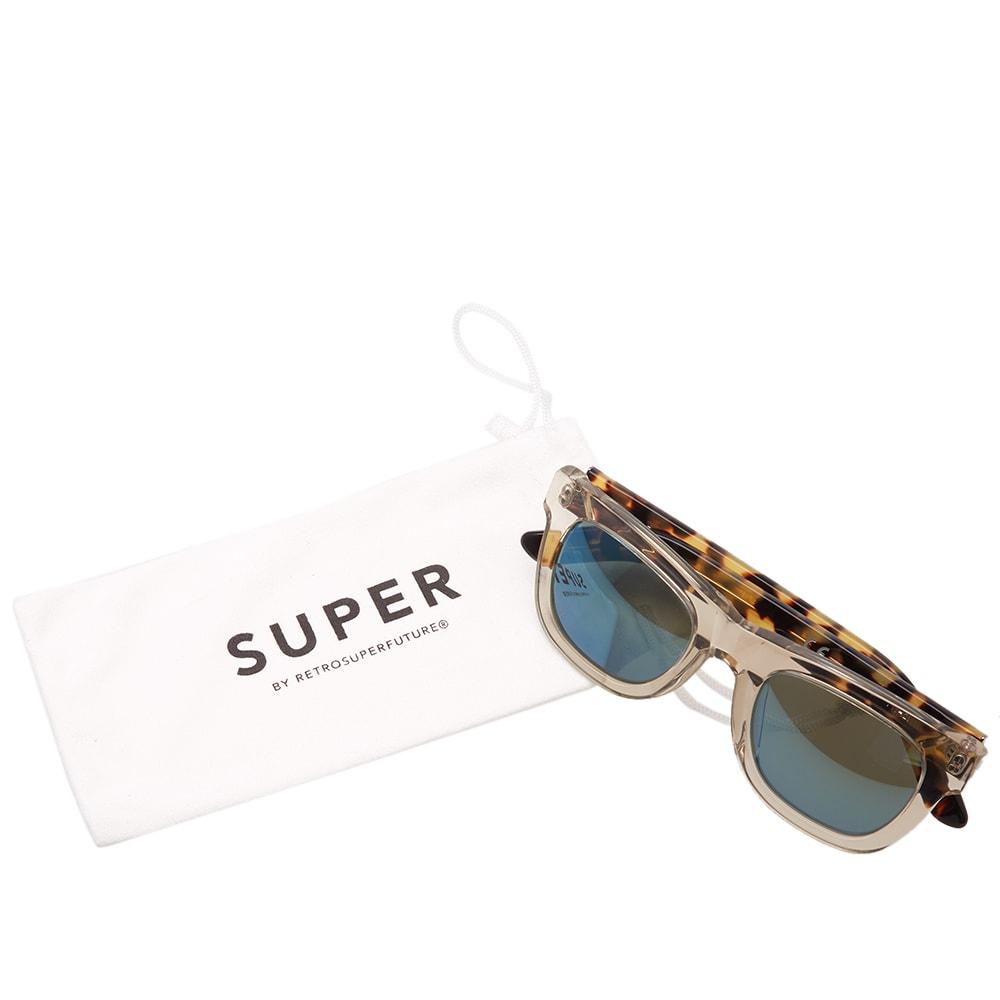 c6a7af9067be SUPER by RETROSUPERFUTURE Ciccio Sunglasses Sportivo | END.