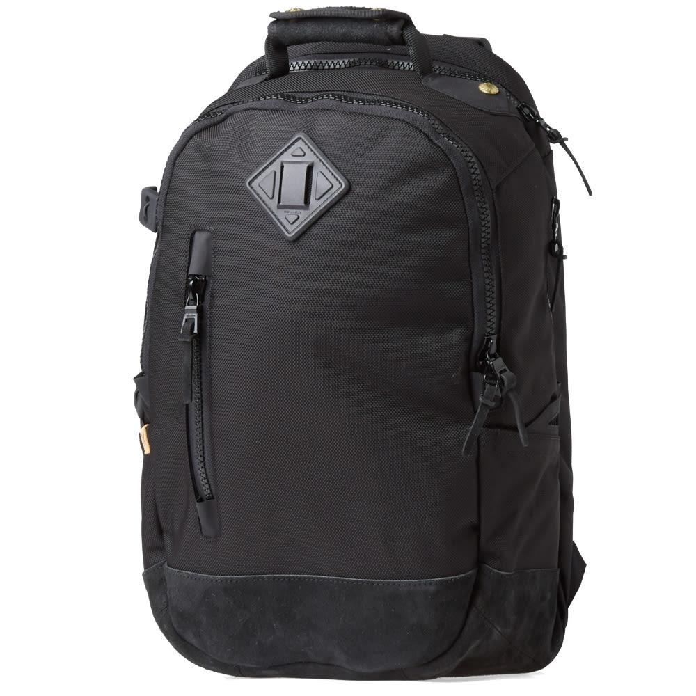 cfaa3a964 Visvim Ballistic Backpack 20L Black | END.