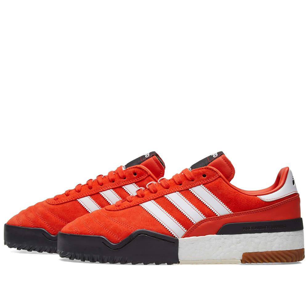 a63148e58 Adidas Originals by Alexander Wang BBall Soccer Orange