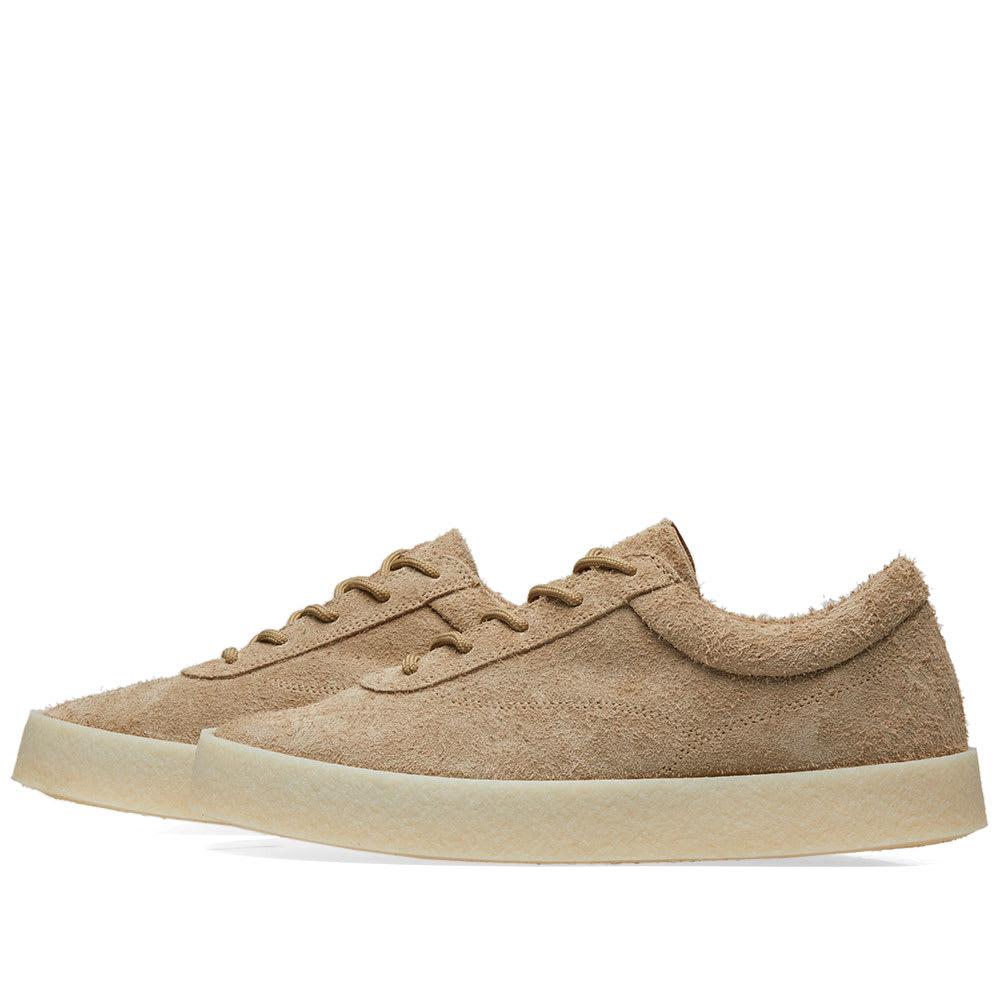 f1102bf9cd7ae Yeezy Season 6 Crepe Sneaker Sand Suede