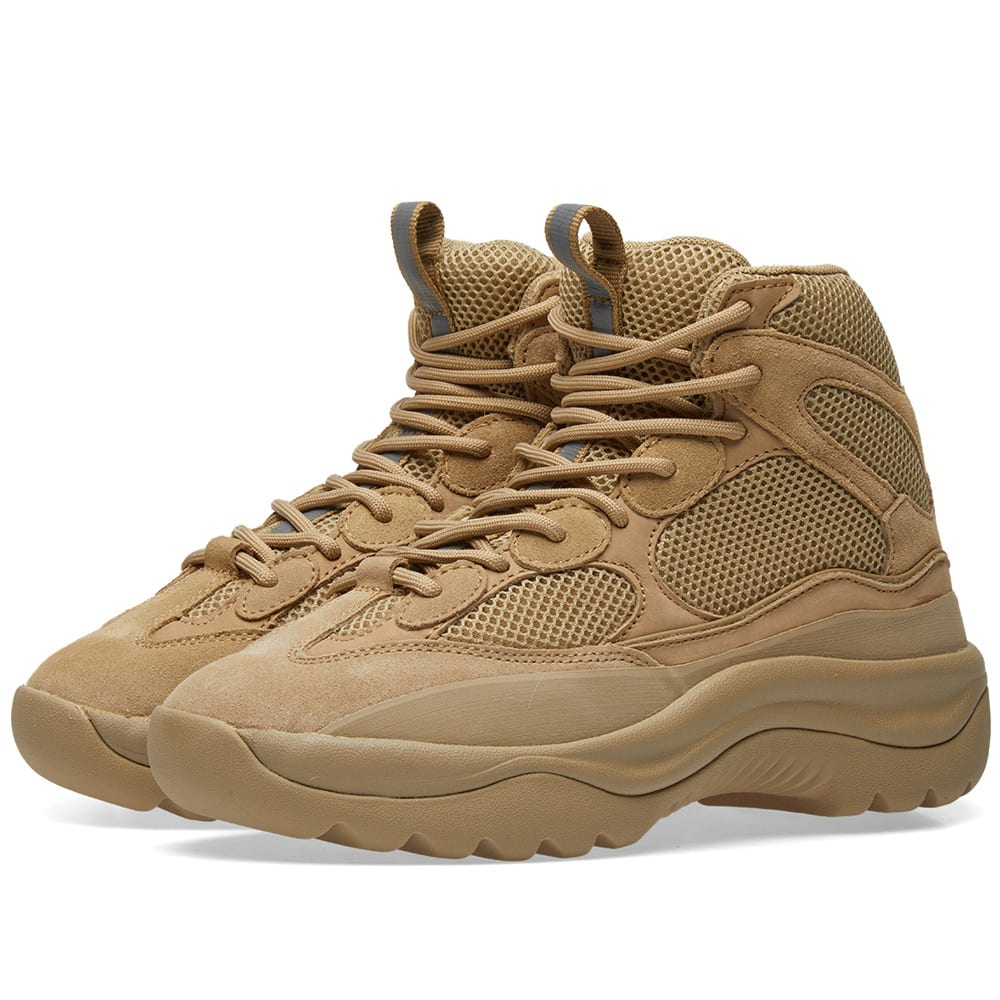 f27783208 Yeezy Season 6 Desert Rat Boot Taupe