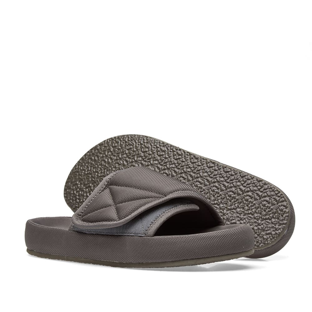 4fe599589cab Yeezy Season 6 Nylon Slide Graphite