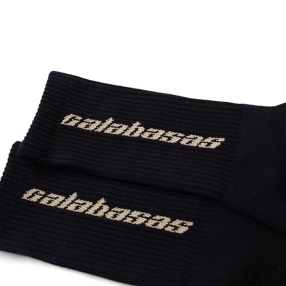 ccf5ee6cc Yeezy Season 6 Calabasas Sock - 3 Pack Core